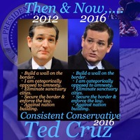 TED CRUZ: A CONSISTENT CONSERVATIVE